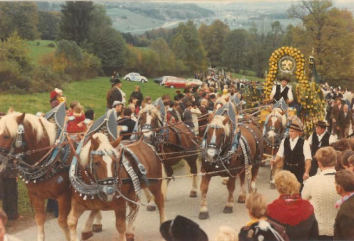 1976 Eröffnungs-Festzug