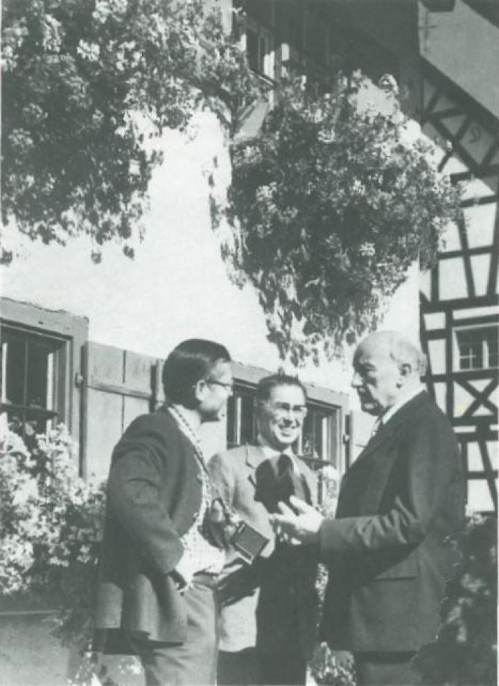 1978 erste Freundeskreisfahrt