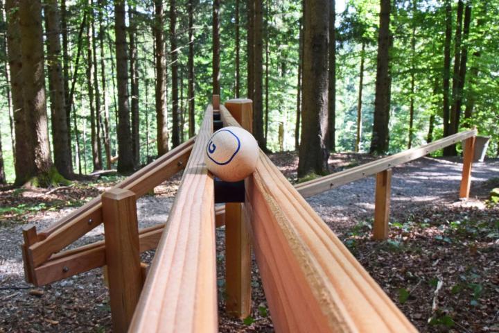 2017 Waldkugelbahn